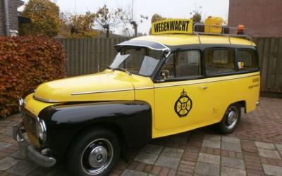 Trouwe sponsoren: Volvo Buitenweg en ANWB